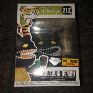 Disney Harlequin Demon Funko #212